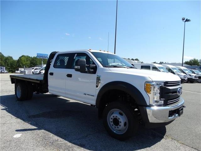 2017 F-550 Crew Cab DRW, Knapheide Platform Body #17F019 - photo 4