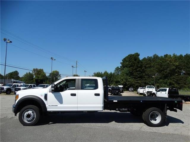 2017 F-550 Crew Cab DRW, Knapheide Platform Body #17F019 - photo 8
