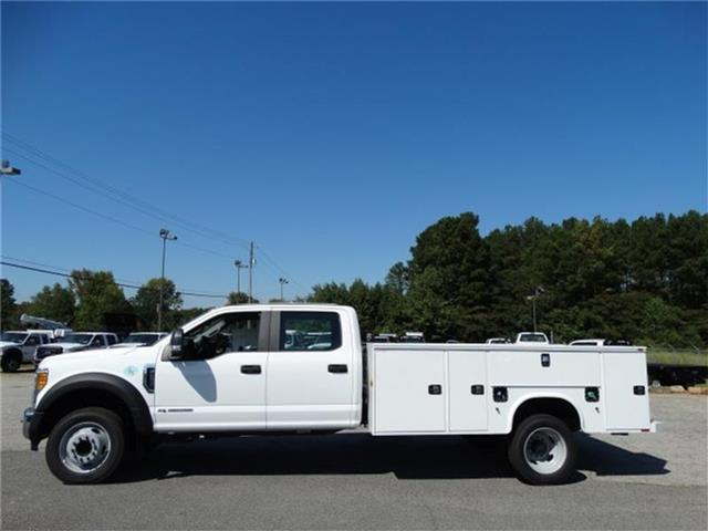 2017 F-450 Crew Cab DRW, Knapheide Service Body #17F022 - photo 8