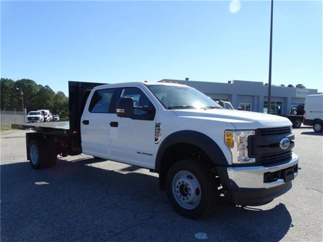 2017 F-550 Crew Cab DRW 4x4, Knapheide Platform Body #17F027 - photo 5