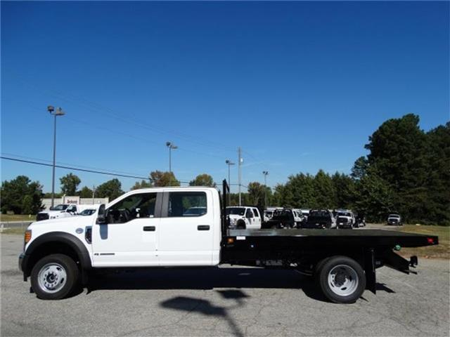 2017 F-550 Crew Cab DRW 4x4, Knapheide Platform Body #17F027 - photo 8