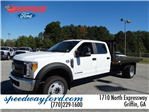 2017 F-550 Crew Cab DRW 4x4, Knapheide Platform Body #17F027 - photo 1