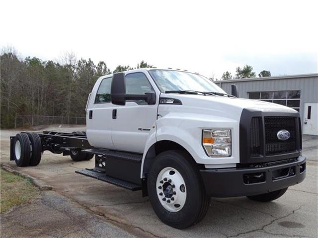 2017 F-650 Crew Cab DRW, Cab Chassis #17F073 - photo 4