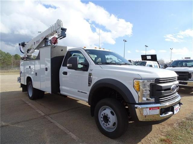 2017 F-550 Regular Cab DRW, Knapheide Mechanics Body #17F082 - photo 4