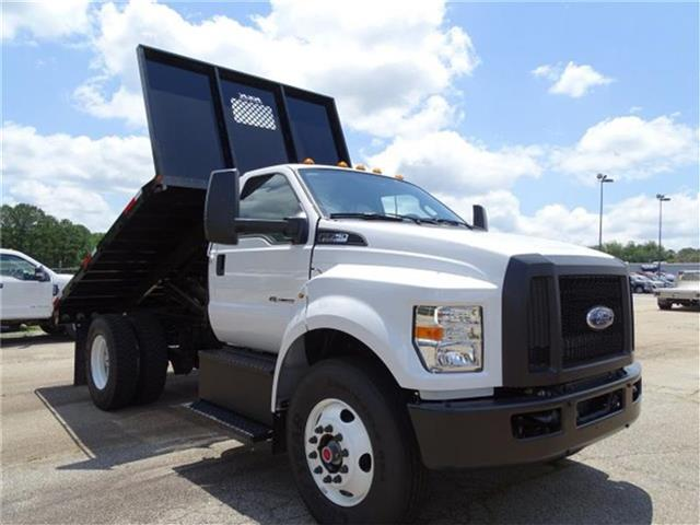 2017 F-750 Regular Cab, Dump Body #17F139 - photo 4