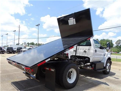 2017 F-750 Regular Cab Dump Body #17F139 - photo 6