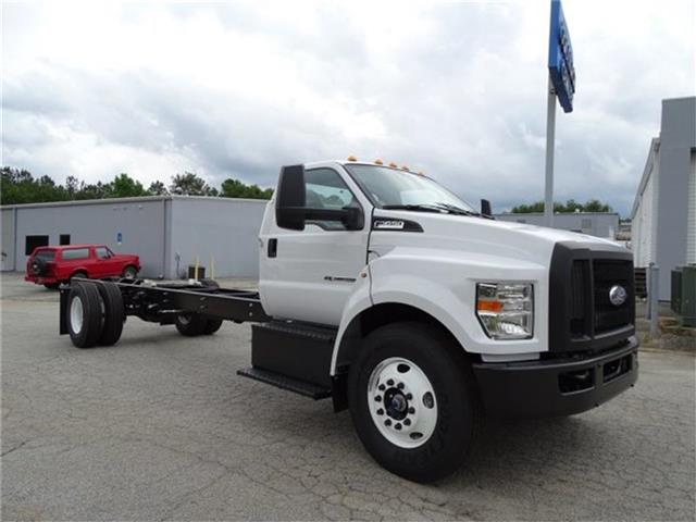 2017 F-650 Regular Cab, Cab Chassis #17F159 - photo 4