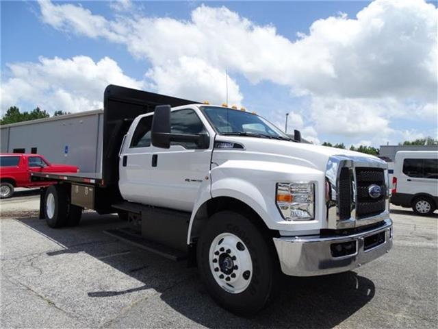 2017 F-650 Crew Cab DRW, K & K Manufacturing Platform Body #17F161 - photo 4