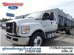 2017 F-650 Crew Cab DRW Cab Chassis #17F163 - photo 1
