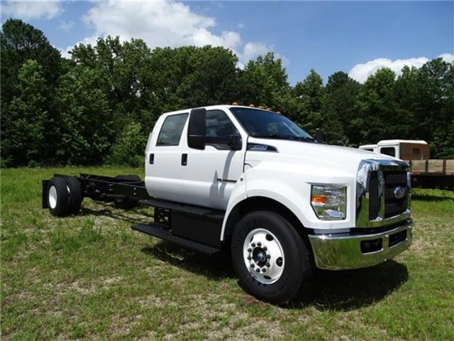 2017 F-650 Crew Cab DRW, Cab Chassis #17F169 - photo 4