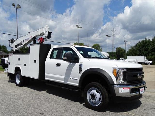 2017 F-550 Super Cab DRW 4x4, Mechanics Body #17F195 - photo 4