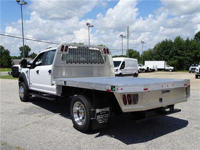 2017 F-450 Crew Cab DRW 4x4, Platform Body #17F205 - photo 2