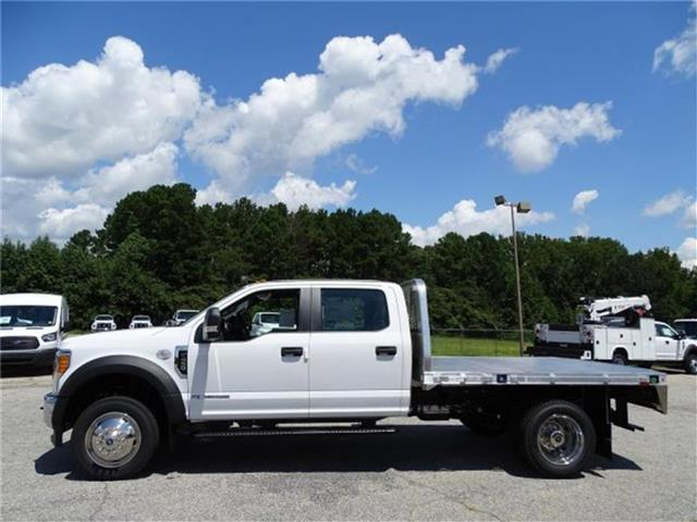 2017 F-450 Crew Cab DRW 4x4, Platform Body #17F205 - photo 8