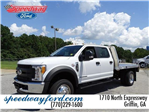 2017 F-450 Crew Cab DRW 4x4, Platform Body #17F205 - photo 1
