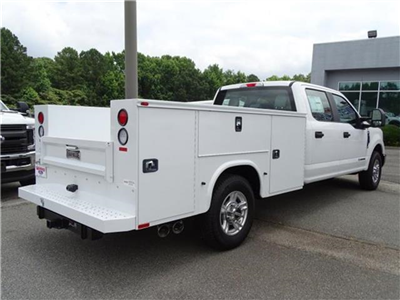 2017 F-350 Crew Cab 4x2,  Service Body #17F322 - photo 2