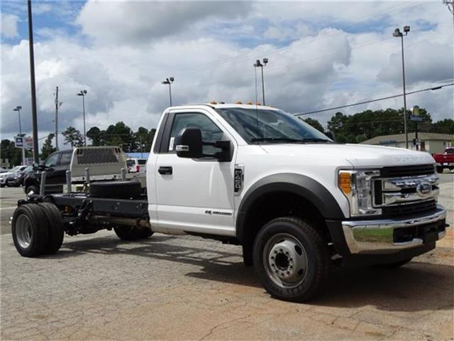 2017 F-450 Regular Cab DRW 4x2,  Cab Chassis #17F328 - photo 2