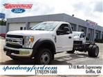 2017 F-450 Regular Cab DRW 4x2,  Cab Chassis #17F328 - photo 1