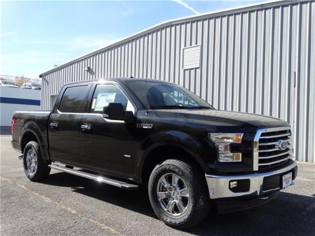 2017 F-150 Crew Cab 4x4 Pickup #17T101 - photo 5