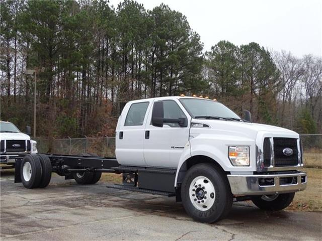 2018 F-650 Crew Cab DRW, Cab Chassis #18F019 - photo 3