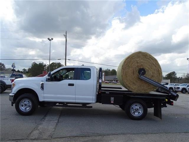 2018 F-350 Super Cab 4x4,  C5 Manufacturing Chisholm Trail Bale Bed Platform Body #18F029 - photo 8