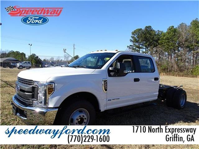 2018 F-350 Crew Cab DRW, Cab Chassis #18F038 - photo 1