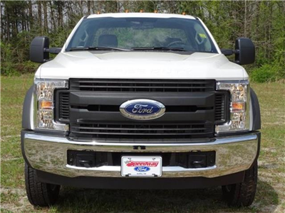 2018 F-550 Regular Cab DRW, Cab Chassis #18F066 - photo 3