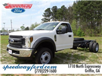 2018 F-550 Regular Cab DRW, Cab Chassis #18F066 - photo 1