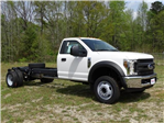 2018 F-550 Regular Cab DRW, Cab Chassis #18F066 - photo 4