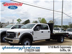 2018 F-450 Crew Cab DRW, Platform Body #18F069 - photo 1