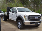 2018 F-450 Crew Cab DRW, Platform Body #18F069 - photo 4