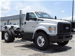 2018 F-750 Regular Cab DRW 4x2,  Cab Chassis #18F113 - photo 1