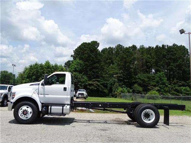 2018 F-750 Regular Cab DRW 4x2,  Cab Chassis #18F148 - photo 2