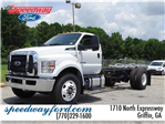 2018 F-750 Regular Cab DRW 4x2,  Cab Chassis #18F148 - photo 1