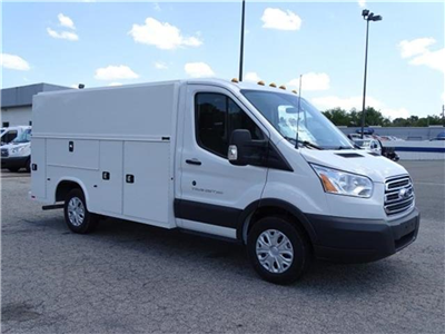2018 Transit 350,  Service Utility Van #18F186 - photo 4