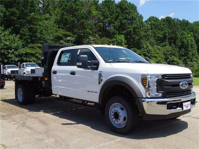 2018 F-550 Crew Cab DRW 4x2,  Knapheide Platform Body #18F217 - photo 4