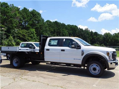 2018 F-550 Crew Cab DRW 4x2,  Knapheide Value-Master X Platform Body #18F217 - photo 5