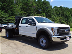 2018 F-550 Crew Cab DRW 4x2,  Knapheide Value-Master X Platform Body #18F217 - photo 4