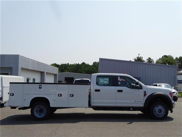 2018 F-450 Crew Cab DRW 4x4,  Knapheide Service Body #18F222 - photo 5