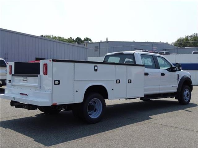 2018 F-450 Crew Cab DRW 4x4,  Knapheide Service Body #18F222 - photo 2