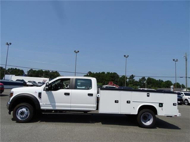 2018 F-450 Crew Cab DRW 4x4,  Knapheide Service Body #18F222 - photo 7