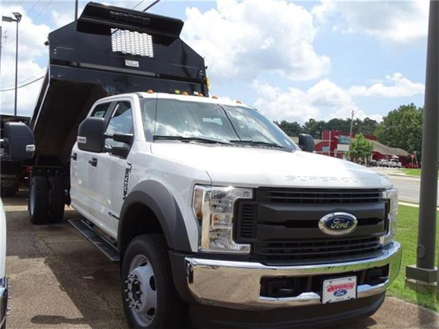 2018 F-450 Crew Cab DRW 4x4,  Dump Body #18F226 - photo 4