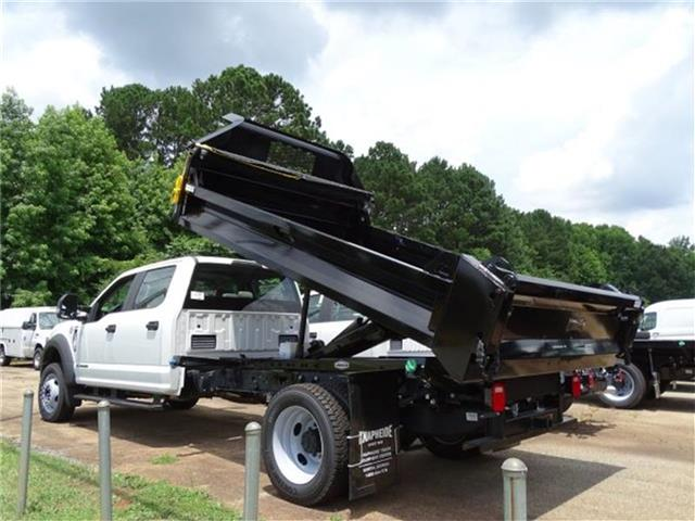 2018 F-450 Crew Cab DRW 4x4,  Dump Body #18F226 - photo 2
