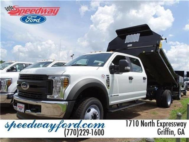 2018 F-450 Crew Cab DRW 4x4,  Dump Body #18F226 - photo 29