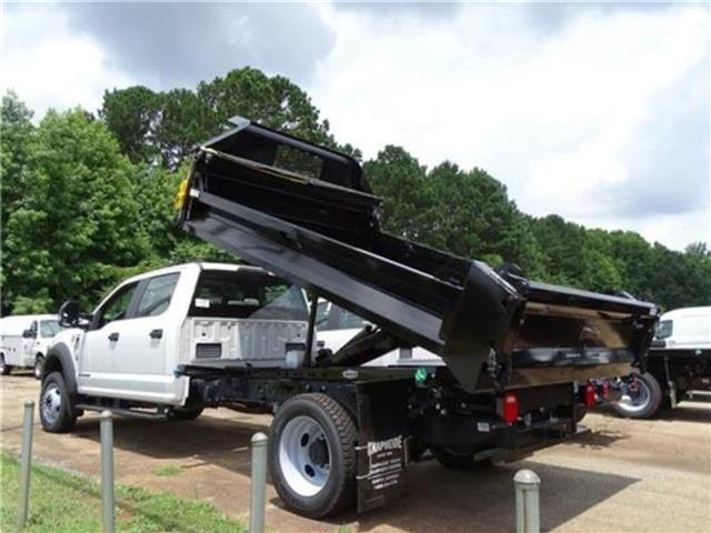 2018 F-450 Crew Cab DRW 4x4,  Dump Body #18F226 - photo 30