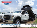 2018 F-450 Crew Cab DRW 4x4,  Dump Body #18F226 - photo 1