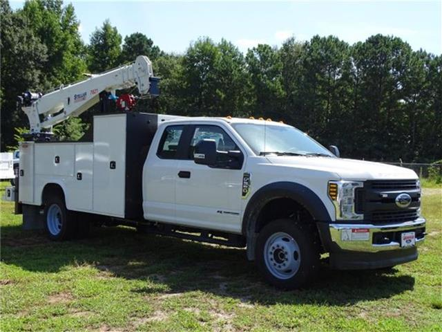 2018 F-550 Super Cab DRW 4x4,  Mechanics Body #18F231 - photo 4