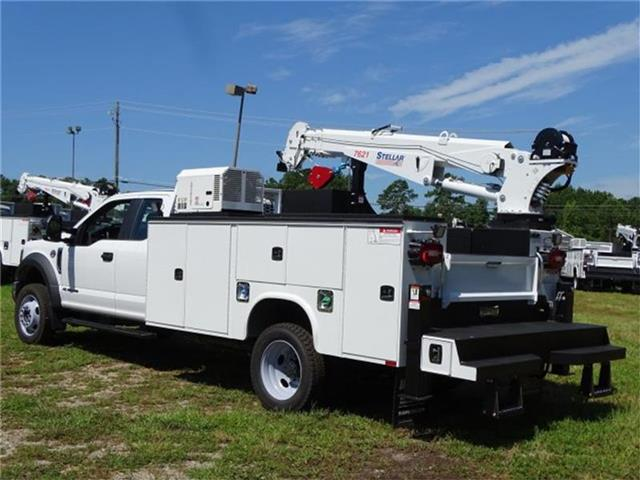 2018 F-550 Super Cab DRW 4x4,  Mechanics Body #18F231 - photo 2