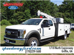 2018 F-550 Super Cab DRW 4x4,  Mechanics Body #18F231 - photo 1