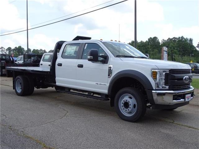 2018 F-550 Crew Cab DRW 4x2,  Knapheide Platform Body #18F233 - photo 4
