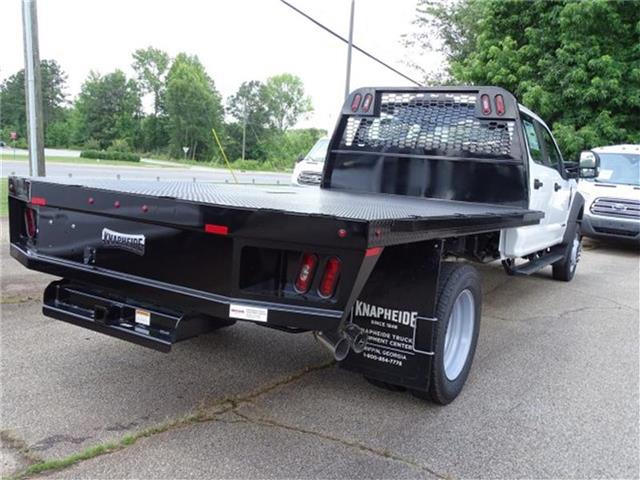 2018 F-550 Crew Cab DRW 4x2,  Knapheide Platform Body #18F233 - photo 2